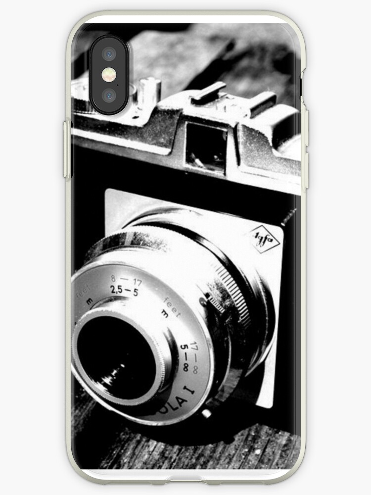 Black and White Camera by lucy catherine