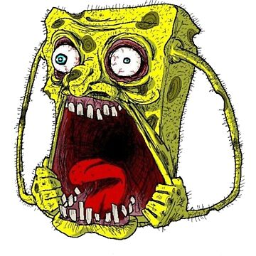 spongebob by topshelfwarrior