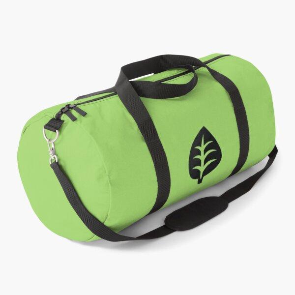 Pokémon Leaf Energy Duffle Bag