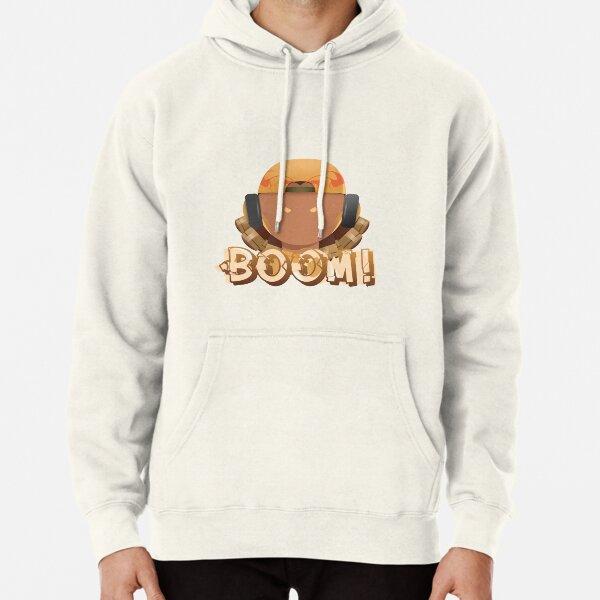 Raze the Boom! Pullover Hoodie
