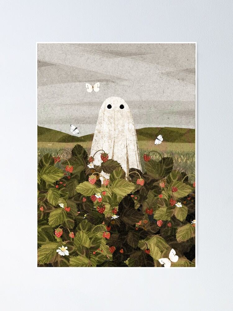 Alternate view of Strawberry Fields Poster