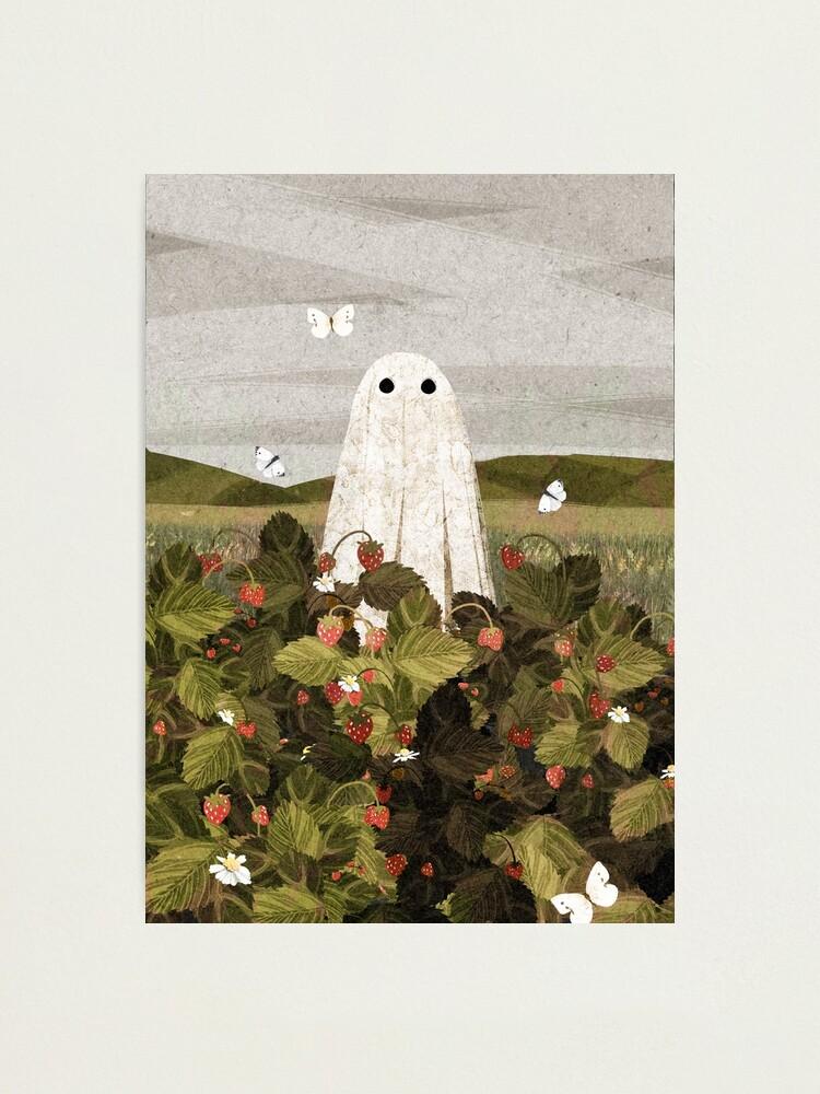 Alternate view of Strawberry Fields Photographic Print