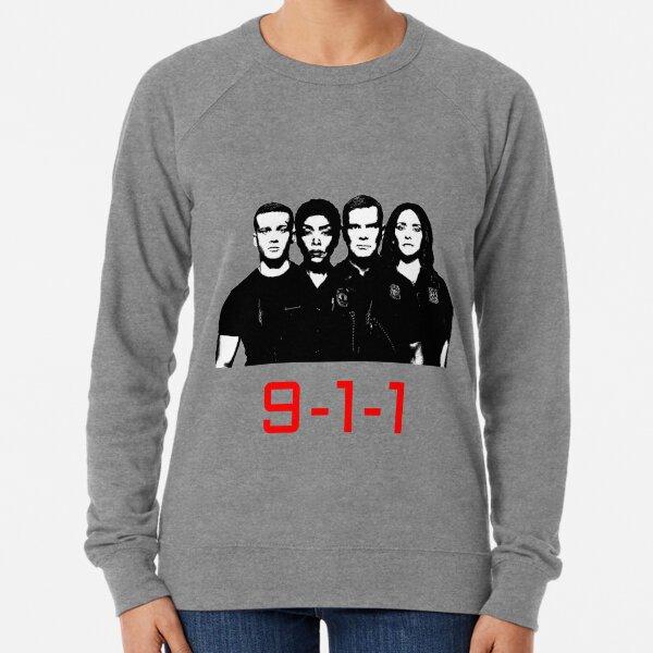 9-1-1 Lightweight Sweatshirt