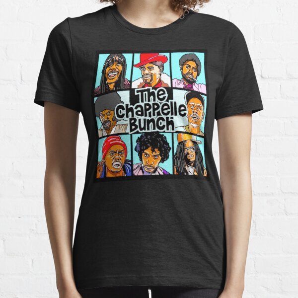 THE CHAPPELLE BUNCH COMEDY CENTRAL ART Essential T-Shirt