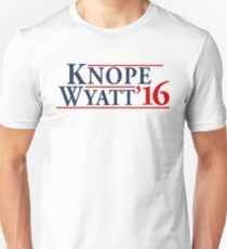 Leslie Knope for President! T-Shirt