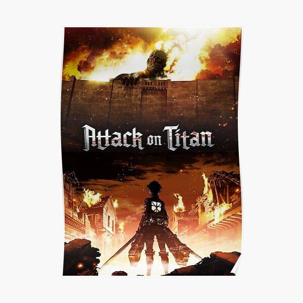 attaque sur la conception de titan 29 Poster