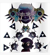 Legend of Zelda Invert  Poster