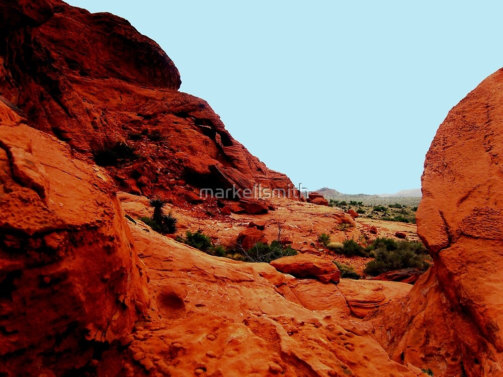 Calico Valley by markellsmith