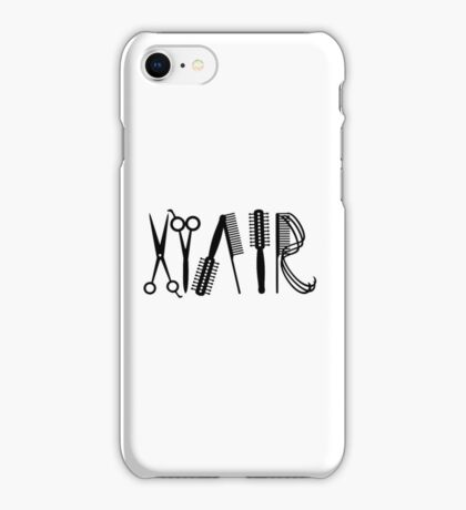 Hair VRS2 iPhone Case/Skin