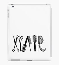 Hair VRS2 iPad Case/Skin