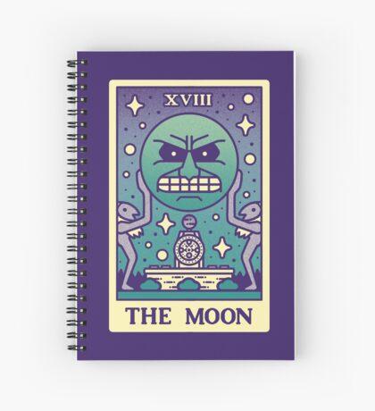 MAJORAS TAROT Spiral Notebook