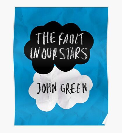 fault in our tfios posters redbubble