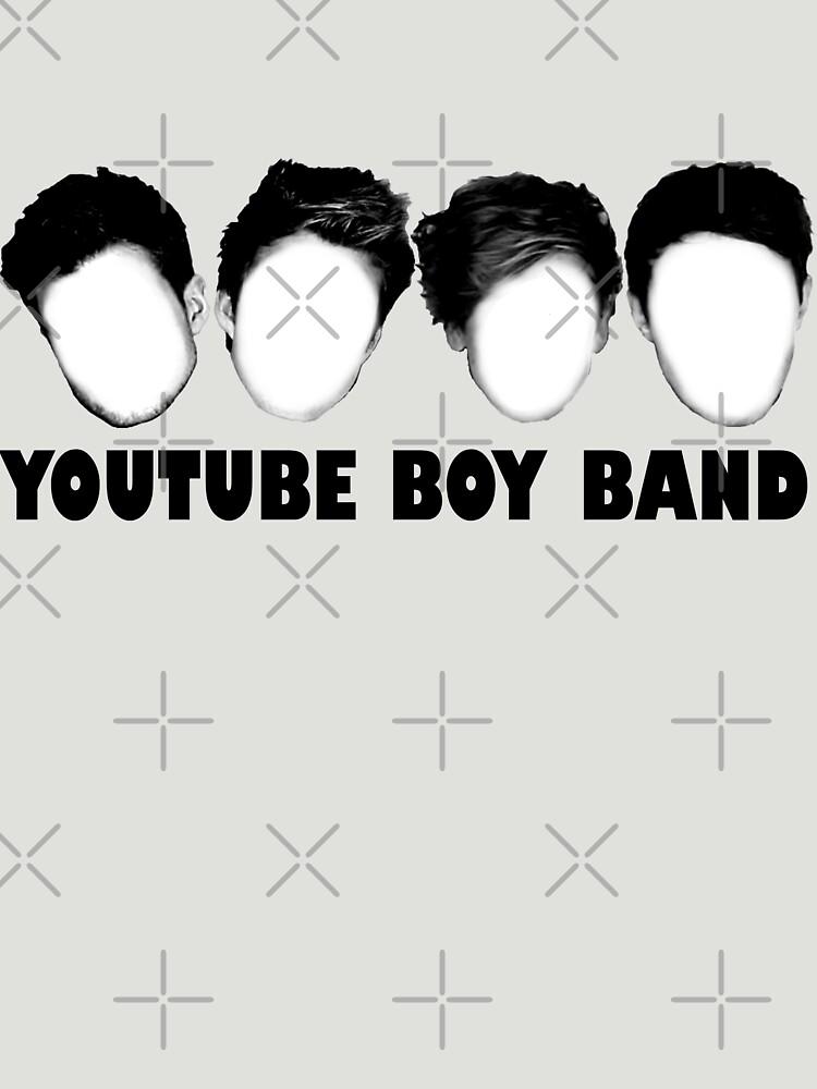 The YouTube Boy Band | Women's T-Shirt