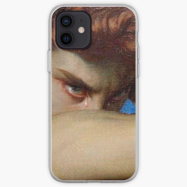 Ange déchu Alexandre Cabanel Coque souple iPhone