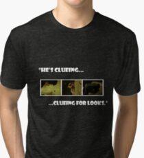 Clueing for looks - Sherlock Tri-blend T-Shirt