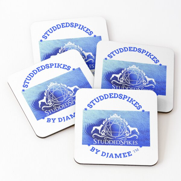 Unlimited Education Seal Coasters (Set of 4)