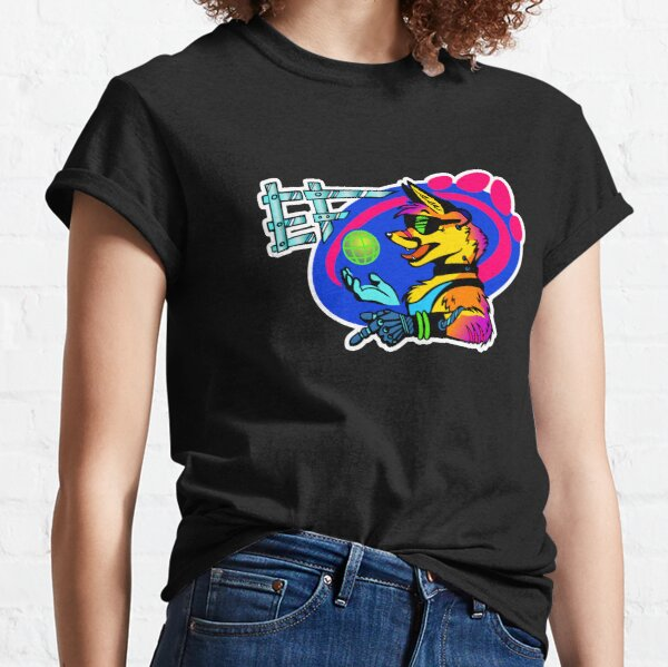 Eurofurence Online 2020 (Space Pirates) Classic T-Shirt