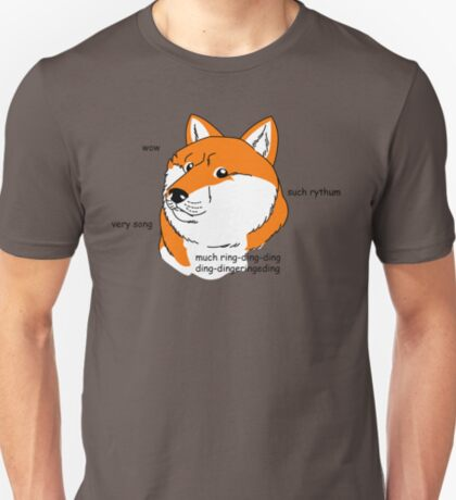 What does the foxe say? T-Shirt