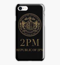 2PM Republic iPhone Case/Skin