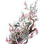 Skulls' Love  by deviloblivious