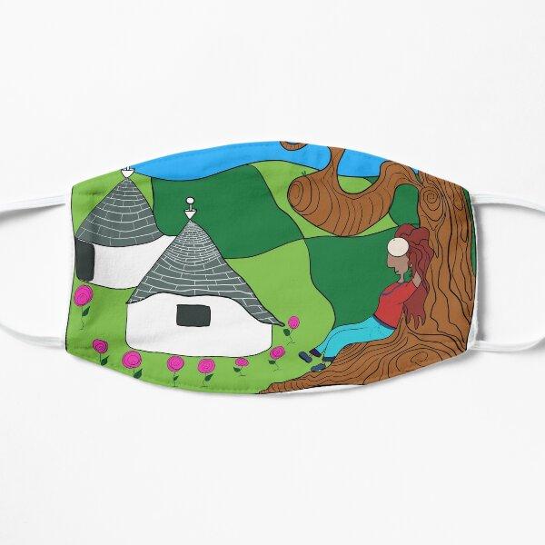 Trulli Flat Mask