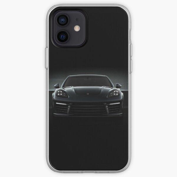 Porsche Panamera tuning iPhone Soft Case