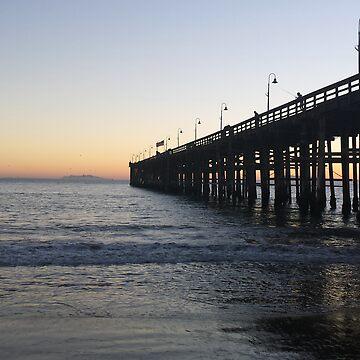 Ventura Pier by teslatea
