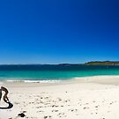 Jervis Bay by Nathan Waddell