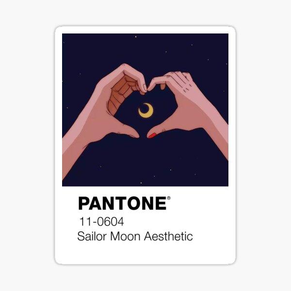 PANTONE ANIME Sticker