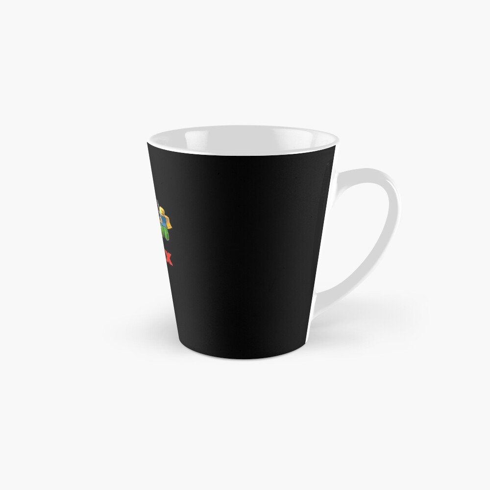 Roblox Mugs Redbubble Roblox Roblox Mug By Elkevandecastee Redbubble