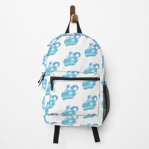 Adopt Me Frost Dragon Illustration Face Backpack
