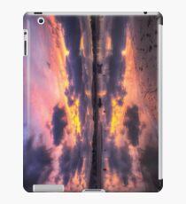 Purple Bembridge iPad Case/Skin
