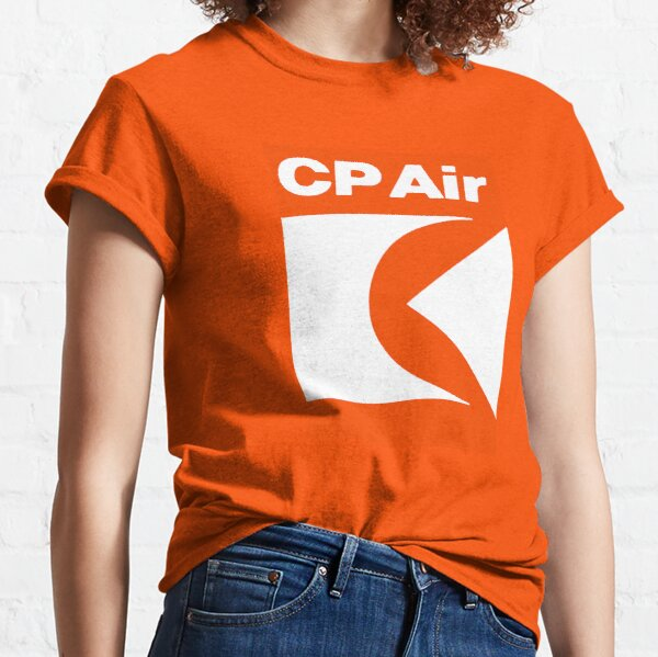 CP Air Canadian Pacific Airlines Canada Classic T-Shirt