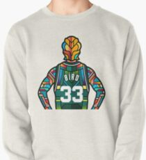 Larry Bird - Stained Glass Pullover