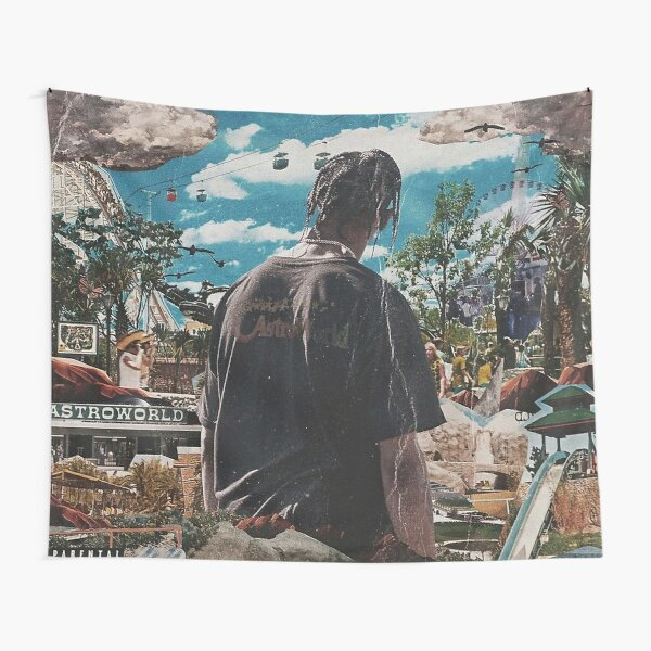 Astroworld The Scott Tapestry