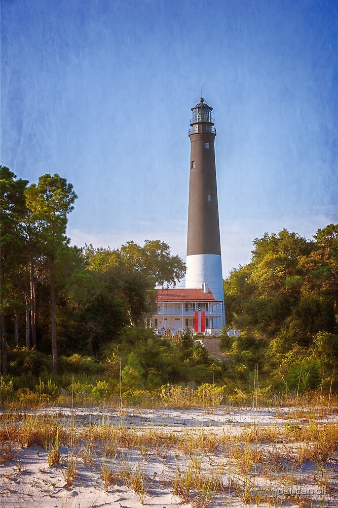 Pensacola Lighthouse Afternoon by joancarroll