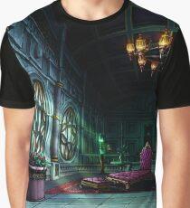 Jojo - Dio Mansion Graphic T-Shirt