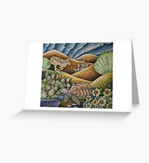 Tribute to Aesop Greeting Card