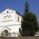 The Baselga's Church by sstarlightss