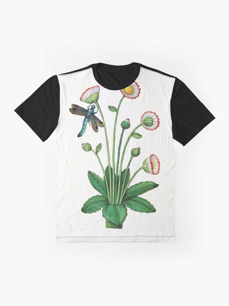 Alternate view of        Daisy days Graphic T-Shirt