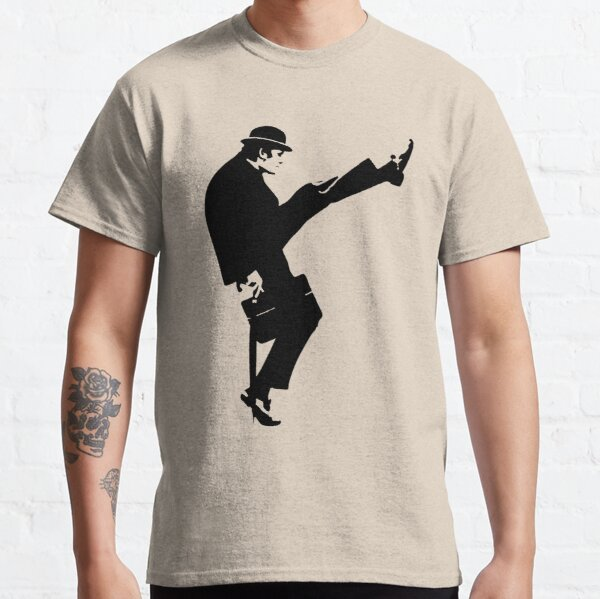 The Ministry of Silly Walks Artwork for Wall Art, Prints, Posters, Tshirts, Men, Women, Kids Classic T-Shirt