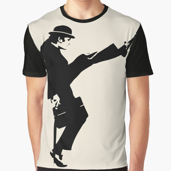 The Ministry of Silly Walks Artwork for Wall Art, Prints, Posters, Tshirts, Men, Women, Kids Graphic T-Shirt
