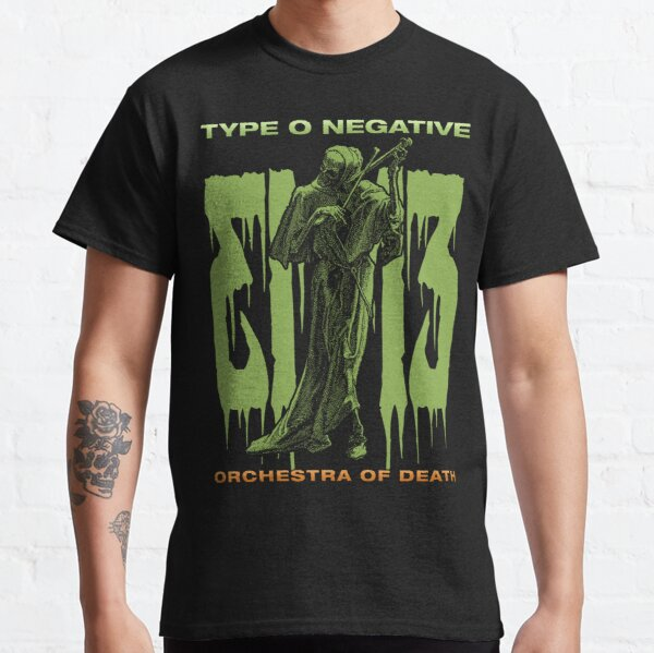 Type O Negative - Orchestra of Death Classic T-Shirt