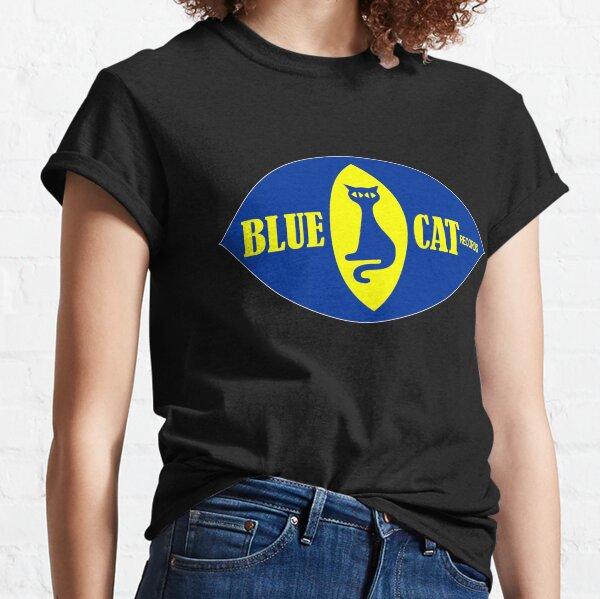 Blue Cat vintage Classic T-Shirt