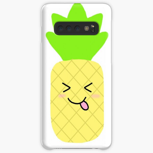 A Silly Pineapple Samsung Galaxy Snap Case