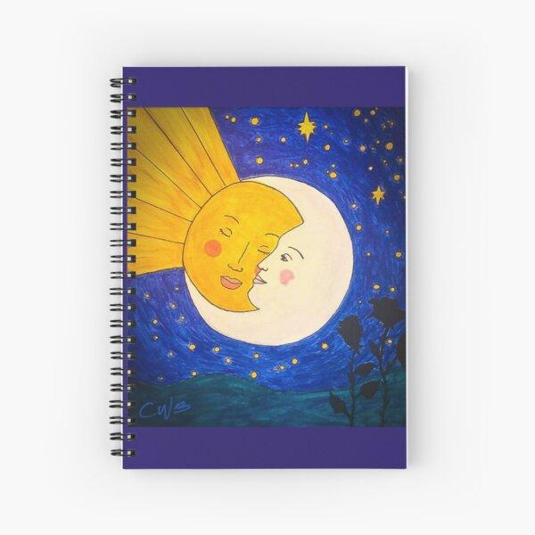 Cherished Spiral Notebook