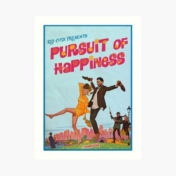Pursuit of happiness Art Print
