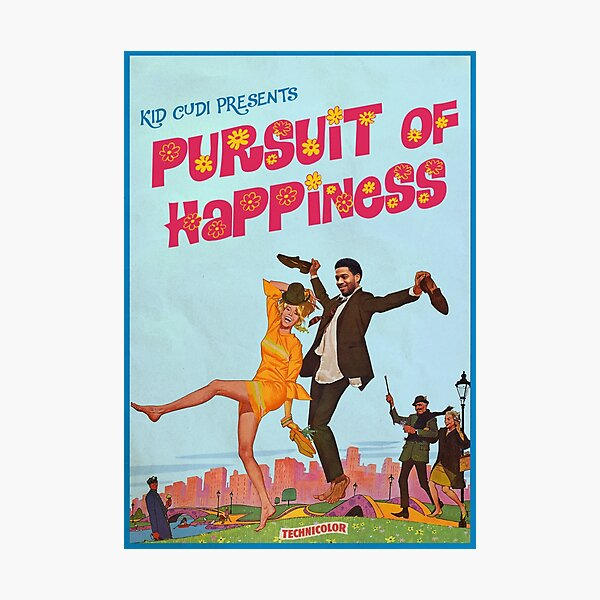 Pursuit of happiness Photographic Print