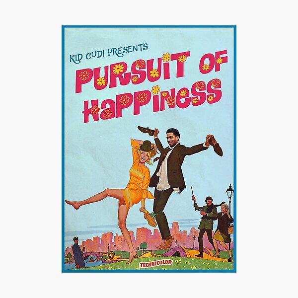 Pursuit of happiness Impression photo