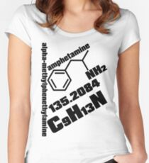 amphetamine Women's Fitted Scoop T-Shirt